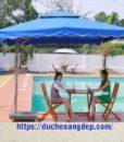 Mua Dù Che Nắng Tại Tân Uyên Bình Dương, Dù Che Nắng cho Quán Cà Phê, Sân Vườn, Bể Bơi,….