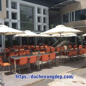 Dù Che Nắng Tại Quận 10 TPHCM, Mẫu Dù Dành Cho Cafe Đẹp Nhất