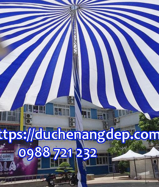 Dù Che Nắng Tại Tân Phú TPHCM, Dù Che Nắng, Nhà Lều Bạt Xếp Đẹp, Dù Sự Kiện Đẹp