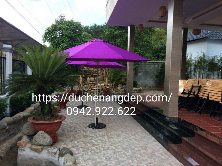 Bán Dù Che Nắng Quán Cafe