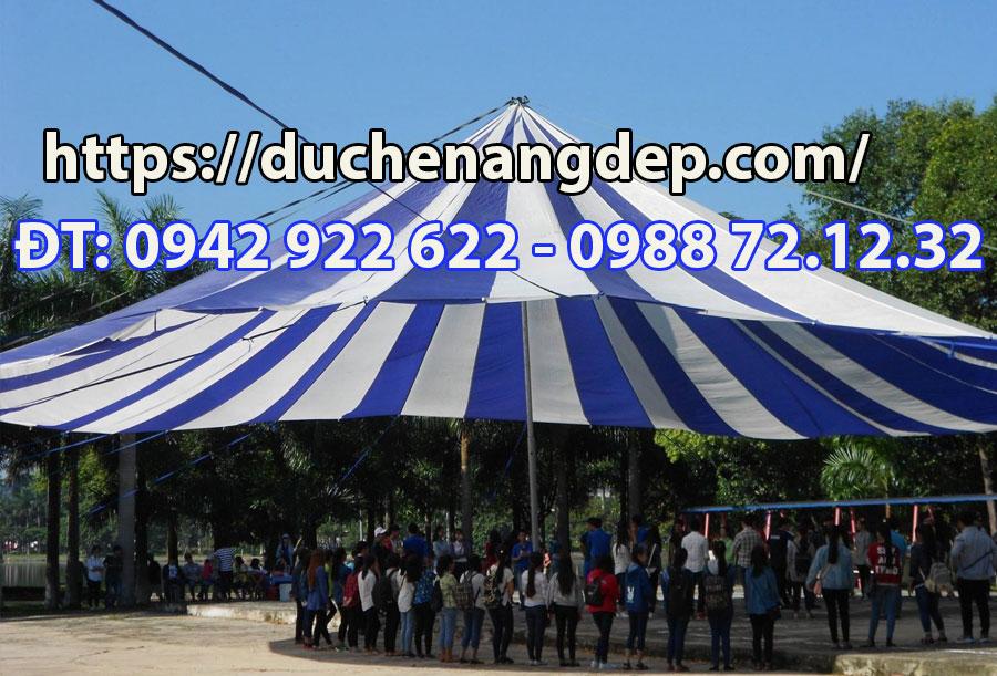 Nhà bạt di động 3mx4,5m; lều xếp ngoài trời sản xuất tại Việt Nam